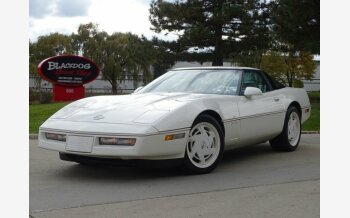 1988 Chevrolet Corvette for sale 101233406
