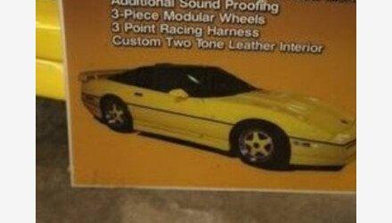 1988 Chevrolet Corvette for sale 101246060