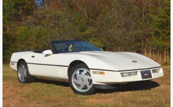 1988 Chevrolet Corvette Convertible for sale 101257271