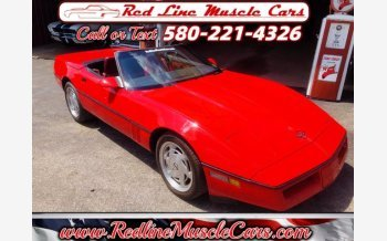 1988 Chevrolet Corvette Convertible for sale 101338170