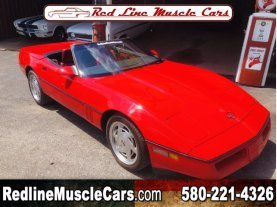 1988 Chevrolet Corvette Convertible for sale 101338170