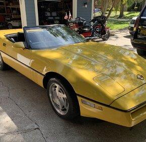 1988 Chevrolet Corvette Convertible for sale 101356324