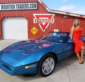 1988 Chevrolet Corvette Convertible for sale 101407589