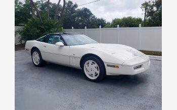 1988 Chevrolet Corvette Coupe for sale 101500218