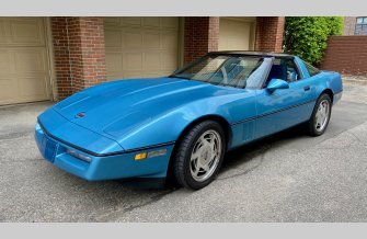 1988 Chevrolet Corvette Coupe for sale 101506170