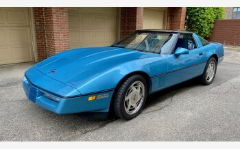 1988 Chevrolet Corvette Coupe for sale 101506170