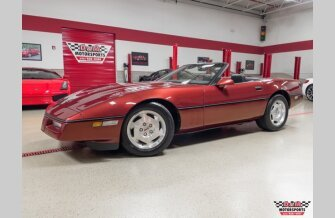 1988 Chevrolet Corvette Convertible for sale 101546127