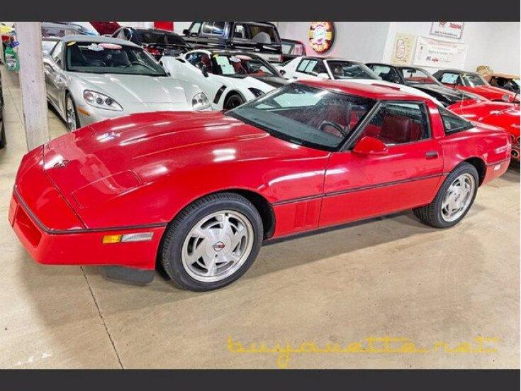 1988 Chevrolet Corvette for sale 101547974