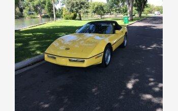 1988 Chevrolet Corvette Convertible for sale 101571471