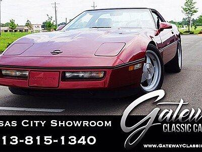 1988 Chevrolet Corvette for sale 101580062