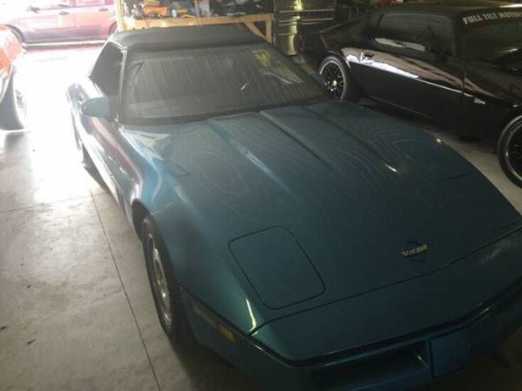 1988 Chevrolet Corvette Convertible for sale 101586749