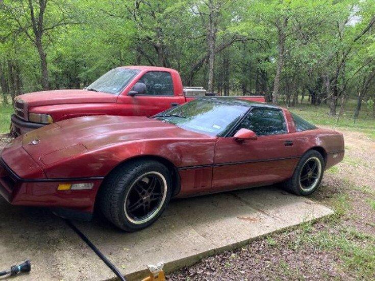1988 Chevrolet Corvette for sale 101587983