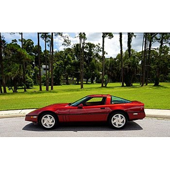 1988 Chevrolet Corvette for sale 101598924