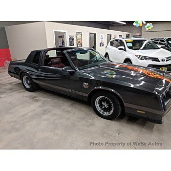 1988 Chevrolet Monte Carlo SS for sale 100987074