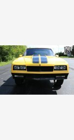 1988 Chevrolet Monte Carlo SS for sale 101214558