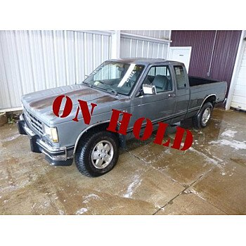 1988 Chevrolet S10 Pickup 4x4 Extended Cab for sale 101326295