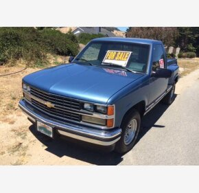 1988 Chevrolet Silverado 1500 2WD Regular Cab for sale 101254321