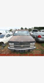 1988 Chevrolet Silverado 1500 2WD Regular Cab for sale 101326374