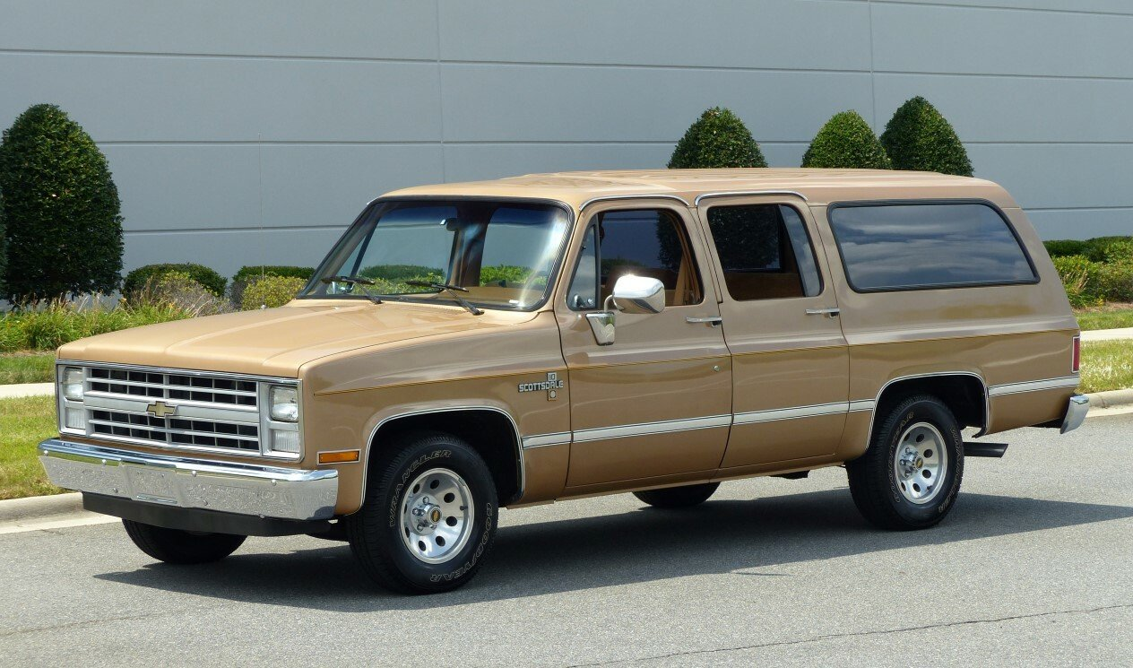 Chevrolet Suburban Classics For Sale On Autotrader Gm 1 Wire Alternator 100 Amp Pic