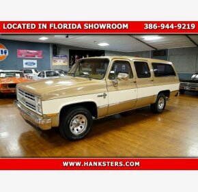 1988 Chevrolet Suburban 2WD for sale 101301289