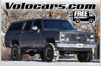 1988 Chevrolet Suburban 4WD 2500 for sale 101441747