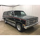 1988 Chevrolet Suburban 2WD 2500 for sale 101606003