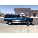 1988 Chevrolet Suburban 4WD 2500 for sale 101620539