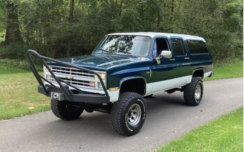 1988 Chevrolet Suburban 4WD for sale 101607572