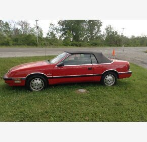 1988 Chrysler LeBaron for sale 100995972