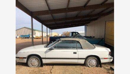 1988 Chrysler LeBaron for sale 101412231