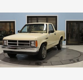 1988 Dodge Dakota 2WD Regular Cab for sale 101235434