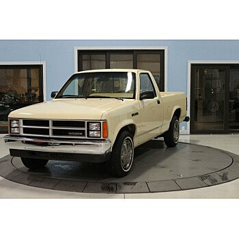 1988 Dodge Dakota 2WD Regular Cab for sale 101235434