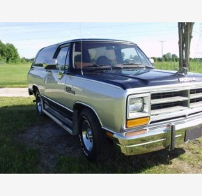 1988 Dodge Ramcharger for sale 101195360