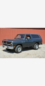 1988 Dodge Ramcharger 4WD for sale 101343625