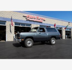 1988 Dodge Ramcharger 4WD for sale 101355375