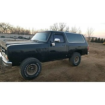 1988 Dodge Ramcharger for sale 101423378