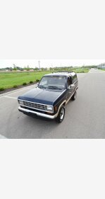 1988 Ford Bronco II 2WD for sale 101380292