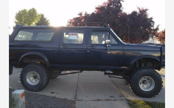1988 Ford Bronco for sale 100909674