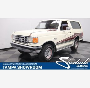 1988 Ford Bronco for sale 101372874