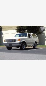1988 Ford Bronco XLT for sale 101398260