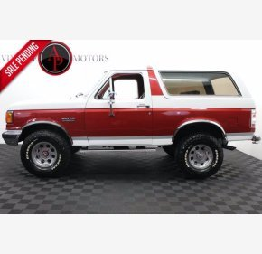 1988 Ford Bronco for sale 101402835