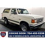 1988 Ford Bronco for sale 101618571