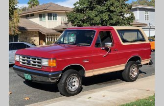 1988 Ford Bronco for sale 101535772