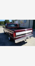 1988 Ford F150 2WD Regular Cab for sale 101400658