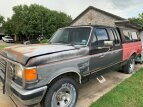 1988 Ford F150 4x4 SuperCab for sale 101542326