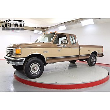 1988 Ford F250 4x4 SuperCab for sale 101598090