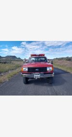 1988 Ford F350 4x4 Regular Cab for sale 101390642