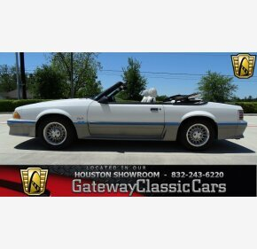 1988 Ford Mustang GT Convertible for sale 100980598
