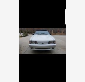 1988 Ford Mustang GT Convertible for sale 101098255