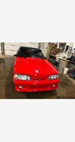 1988 Ford Mustang GT Convertible for sale 101124416